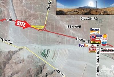 Interstate 10/Hwy 62, 40.89 Ac Whitewater CA 92262