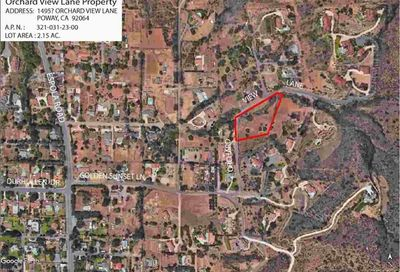 ORCHARD VIEW DR Poway CA 92064