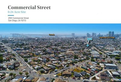 2551 Commercial St. San Diego CA 92113