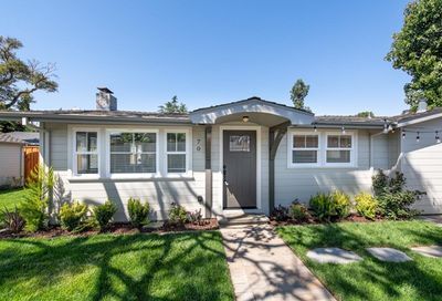 70 4th Street Campbell CA 95008