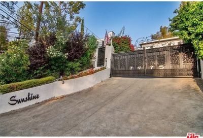7475 Mulholland Drive Los Angeles CA 90046
