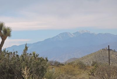 Paradise View Road Yucca Valley CA 92284