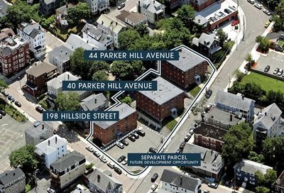 40-44 Parker Hill Avenue Boston MA 02120