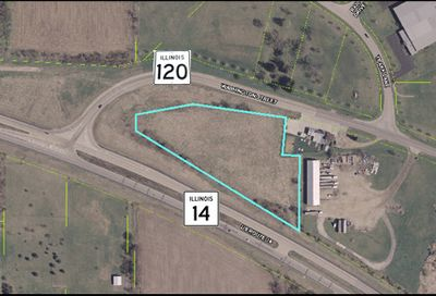 Vacant Route 14 & Route 120 Highway Woodstock IL 60098