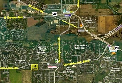 South West Stearns Road & Redford Lane Hanover Park IL 60133