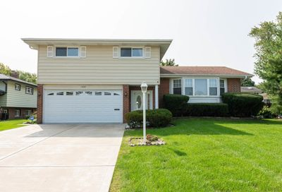 1407 Barberry Lane Mount Prospect IL 60056
