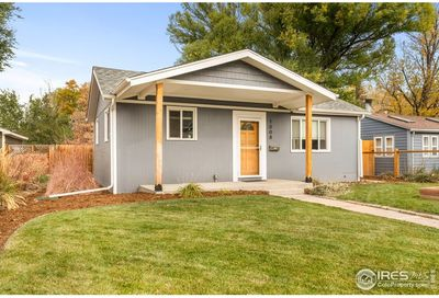 1008 Sycamore St Fort Collins CO 80521