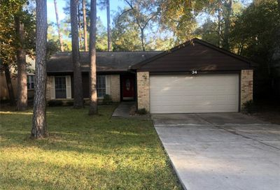 34 Fallshire Dr The Woodlands TX 77381