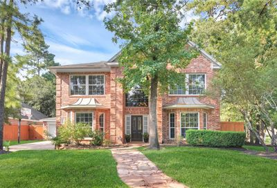 2 Shady Pond Place The Woodlands TX 77382