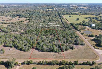 1240 S Weyand Rd Lot 7 Round Top TX 78954