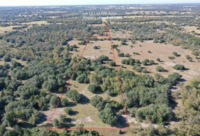 1240 S Weyand Rd Lot 12 Round Top TX 78954