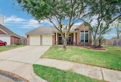 3103 Chappelwood Drive Pearland TX 77584
