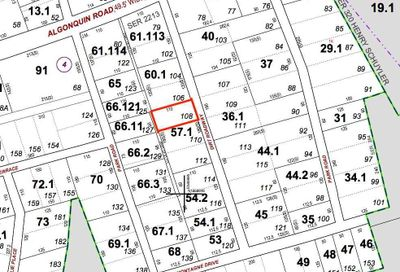 Lot 108 W Off Park Rd Out Of Area Town NY 12190