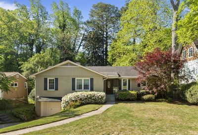1413 Lively Ridge Road NE Atlanta GA 30329