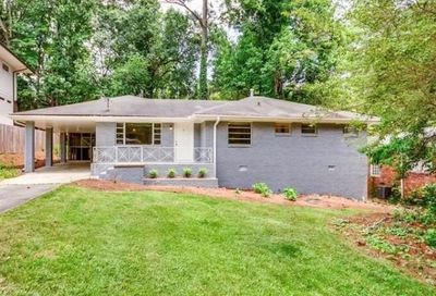 1447 Brook Valley Lane NE Atlanta GA 30324