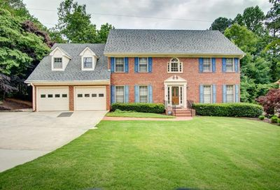 1644 Manhasset Farm Court Dunwoody GA 30338