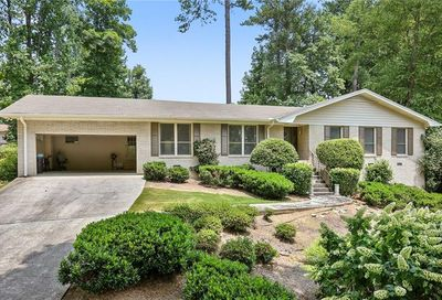 2952 Braithwood Court NE Atlanta GA 30345