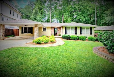 2663 Winding Lane NE Brookhaven GA 30319