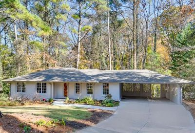 2501 Willow Wood Court NE Atlanta GA 30345