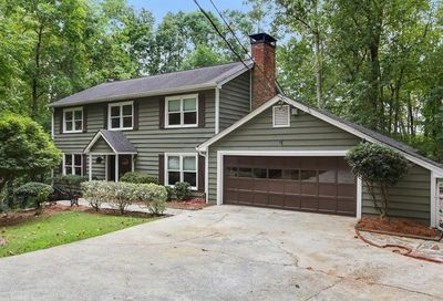 365 Thornwood Drive Sandy Springs GA 30328