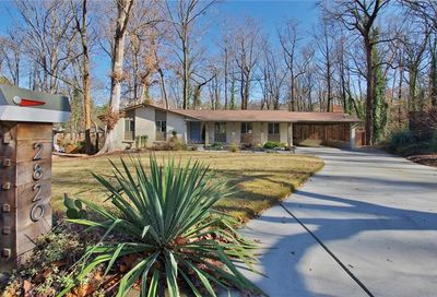 2820 Overlook Drive NE Atlanta GA 30345