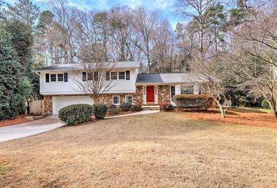 4412 Stonington Circle Dunwoody GA 30338