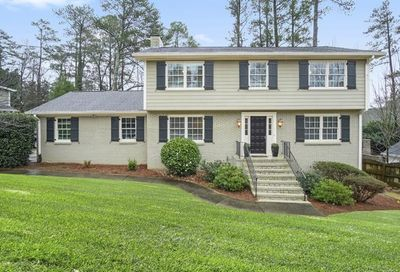 3725 Woodsong Court Dunwoody GA 30338