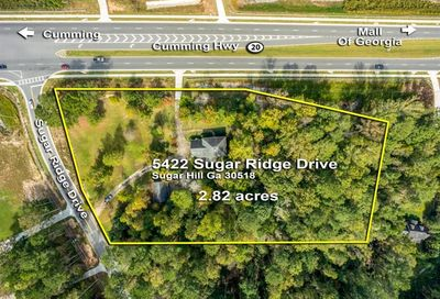 5422 Sugar Ridge Drive Sugar Hill GA 30518