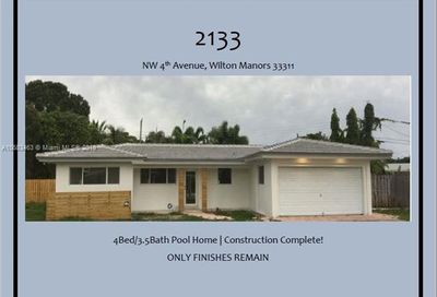 2133 NW 4th Ave Wilton Manors FL 33311