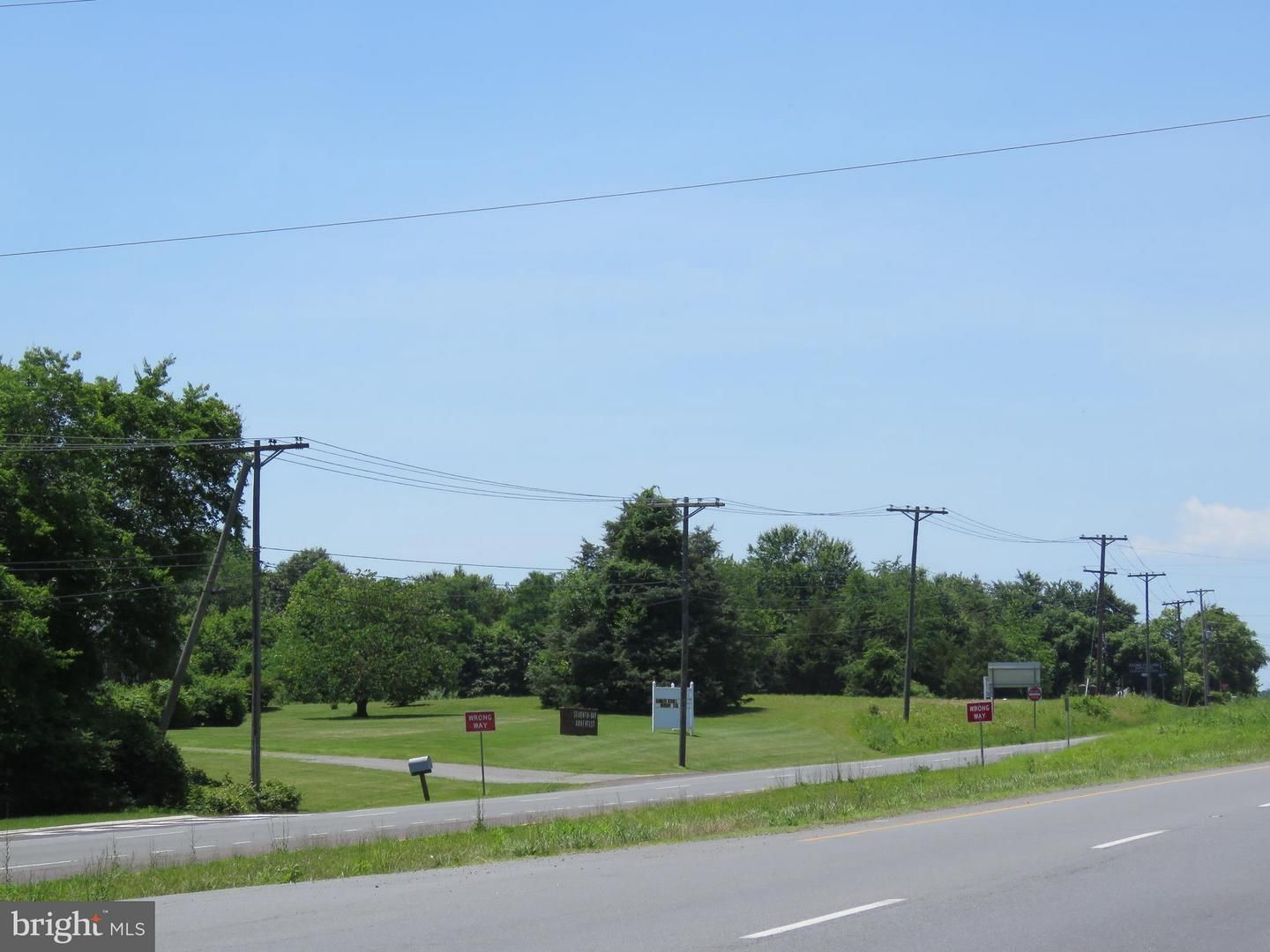 James Monroe Highway