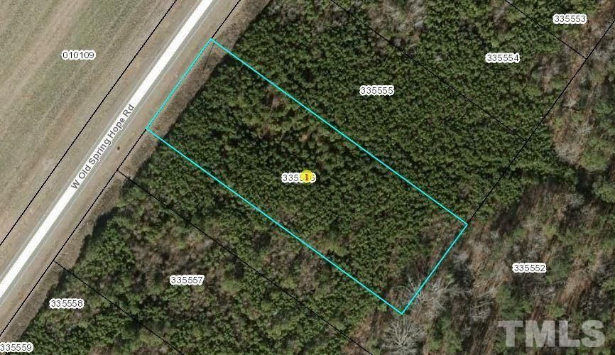 Lot 4 W Old Spring Hope Road