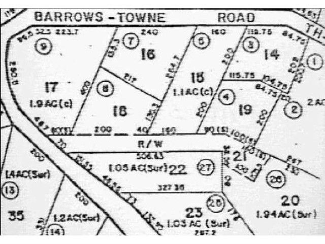 8 Barrows-Towne Road