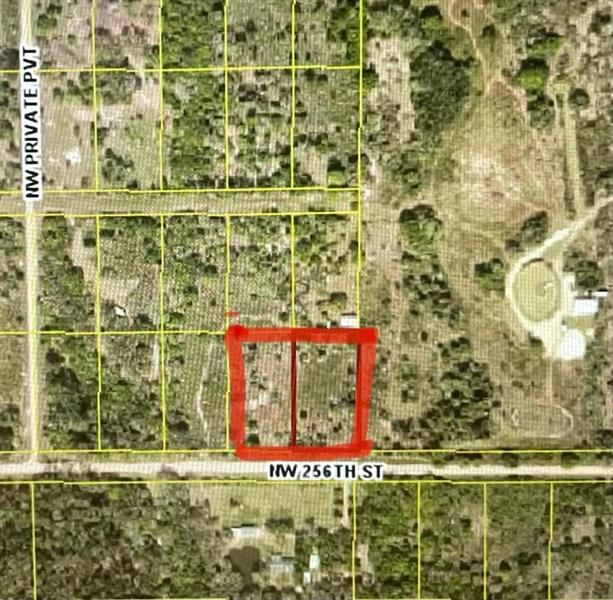 18069 & 18017 NW 256th Street