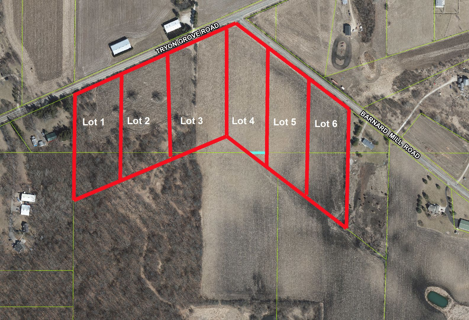 Lot 1 Tryon Grove Road