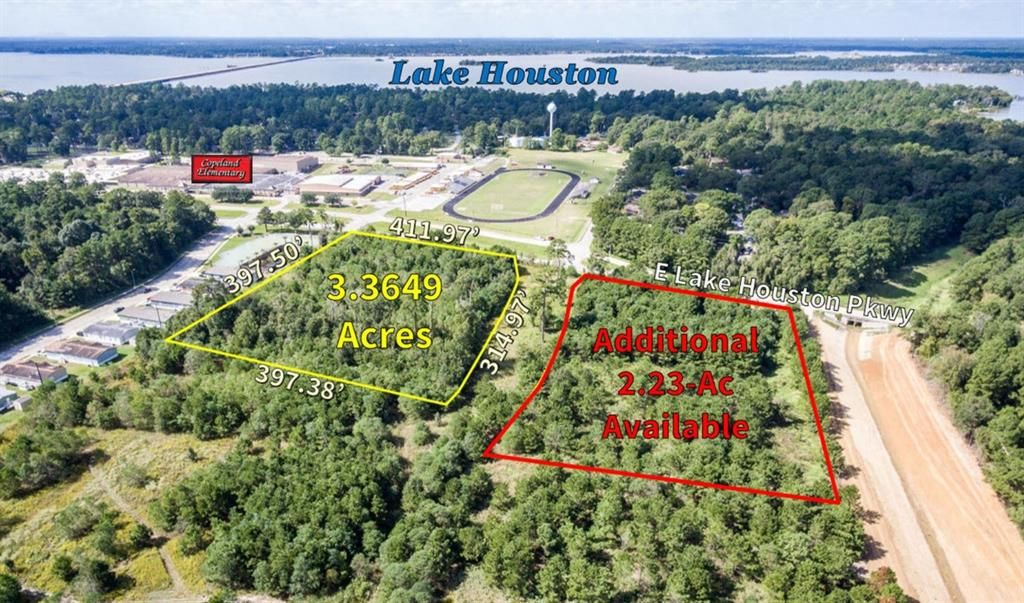 25 E Lake Houston Parkway