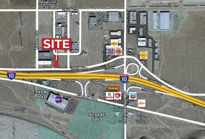 20th And I-10 Palm Springs CA 92262