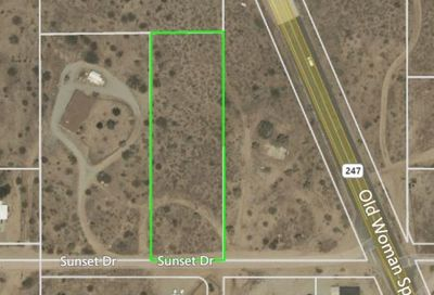 6115 Sunset Drive Yucca Valley CA 92284