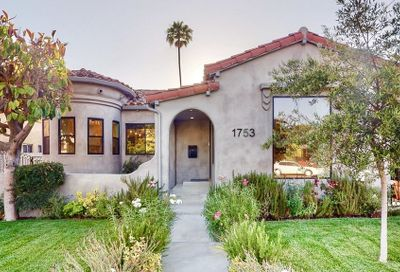 1753 Stearns Drive Los Angeles CA 90035
