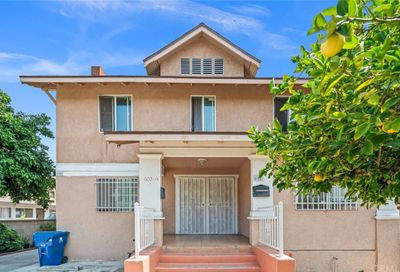 602 W 40th Place Los Angeles CA 90037