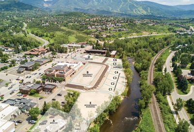 446 Yampa St- Riverview Parcel A Steamboat Springs CO 80487