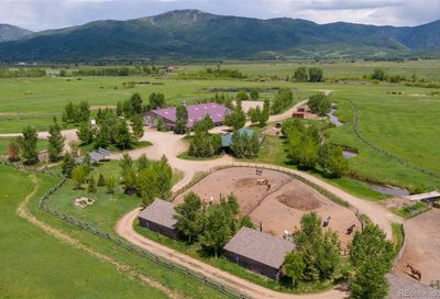 33850 (51 Acres) County Road 14 Steamboat Springs CO 80487