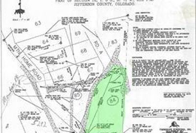 5233 S Road A Evergreen CO 80439