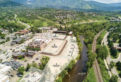 446 Yampa St- Riverview Parcel C1-C4 Steamboat Springs CO 80487