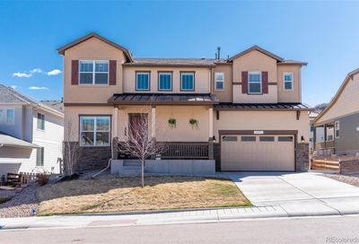 607 Sage Grouse Circle Castle Rock CO 80109