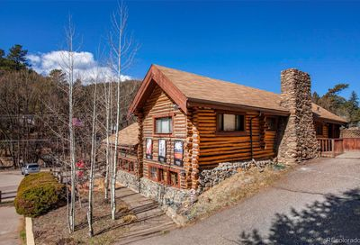 5490 Parmalee Gulch Road Indian Hills CO 80454