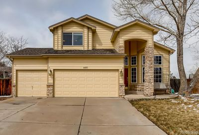 4491 Meyers Court Castle Rock CO 80104