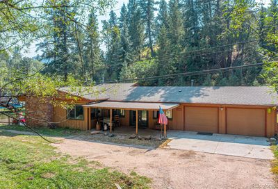 5191 Parmalee Gulch Road Indian Hills CO 80454