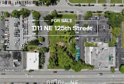 1111 NE 125th St North Miami FL 33161