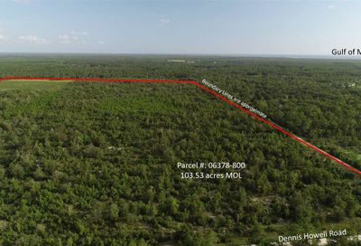 Dennis Howell Road Perry FL 32348