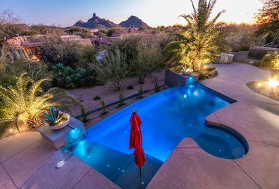 9881 E Quarry Trail Scottsdale AZ 85262